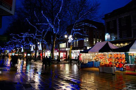 peterborough christmas market 2009 flickr photo sharing