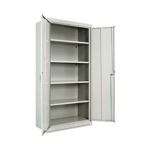 adjustable cabinet shelves assembled 72 quot high storage cabinet w adjustable shelves