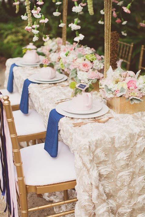 bridal shower table bridal shower ideas how to organize a lovely party