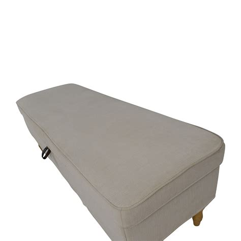 long ottoman with storage 72 off ikea ikea long storage ottoman storage