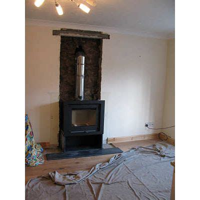 wood burning stove in home with no chimney home ideas