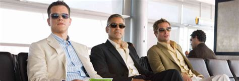 Get Brad And Matts Oceans 13 Shades by S 8 Filmbuzi