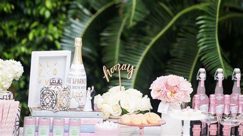 bridal shower martha stewart weddings