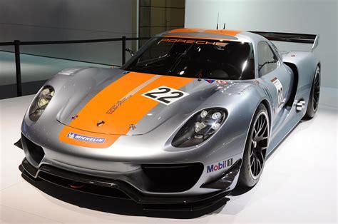 Porsche 918 Tuning by Detroit Auto Show Porsche 918 Rsr Car Tuning News Auto