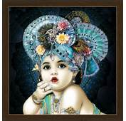 Lord Krishna And Radha Paintings Photo Painting Ganesha