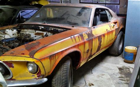 code project  ford mustang mach