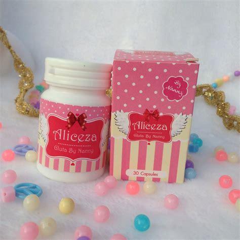Gluta Aliceza aliceza gluta by nanny อล ซซ า กล ต า บาย แนนน