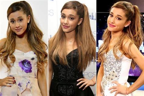 how to do hairstyles like ariana grande ariana grande hairstyles how to do