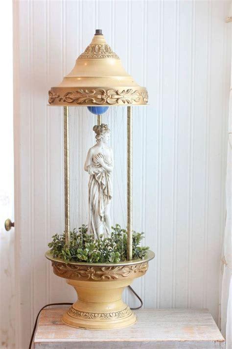 grecian goddess rain lamp vintage oil rain lamp home