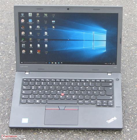 Laptop Lenovo L460 lenovo thinkpad l460 20fvs01400 notebook review notebookcheck net reviews