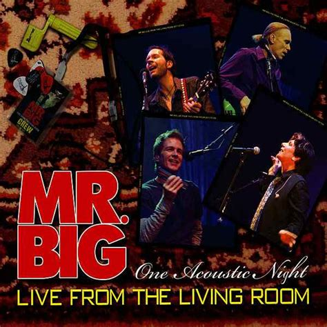 live from the living room live from the living room by mr big
