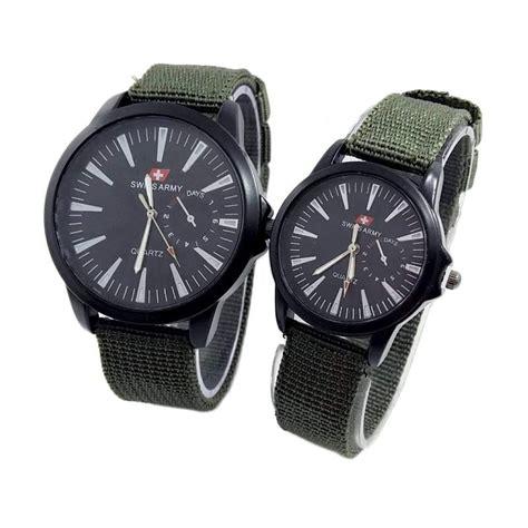 Daftar Harga Jam Tangan Swiss Army Quartz jual swiss army sa1276bg jam tangan harga