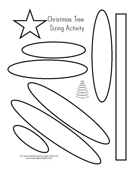 christmas coloring pages cut and paste fun learning printables for kids