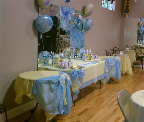 baby shower table baby shower cake table display flickr photo sharing