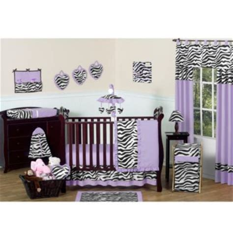Purple And White Crib Bedding by Buy Purple Crib Bedding From Bed Bath Beyond