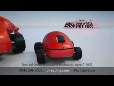 Direct Line Car Insurance Cover In Europe Direct Line Pet Insurance New Tv Ad With Stephen Fry And