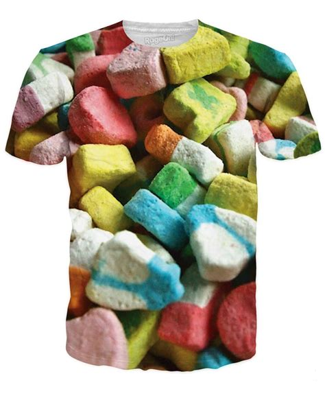 lucky charms marshmallows t shirt rageon the world s
