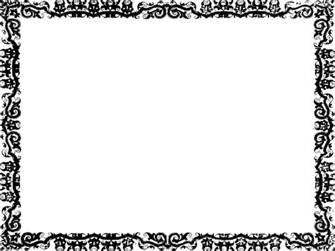 Ms Word Border Templates Clipart Best Microsoft Word Borders Templates