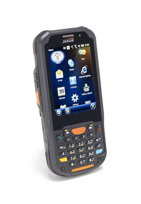 rugged mobile computer mainstreet inc janam mobile computers