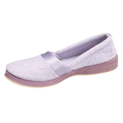 slippers for womens with soles foamtreads all season slip on slippers for with