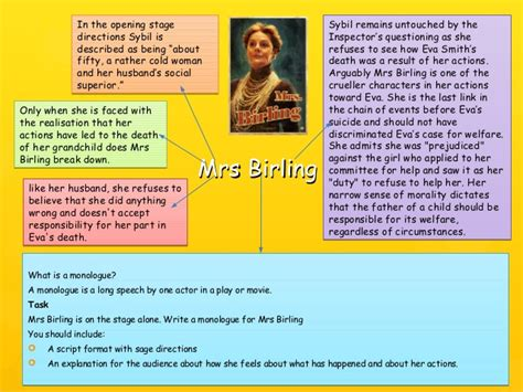 analysis of an inspector calls characters buy essay uk sheila birling character analysis mlp