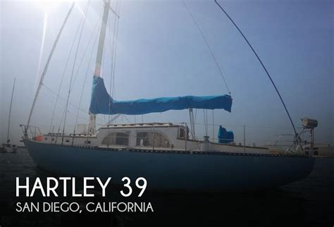 new pontoon boats for sale san diego for sale used 1985 hartley 39 in san diego california