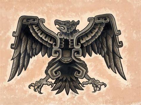aztec eagle tattoo the world s catalog of ideas