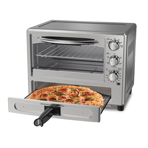 oster 174 convection oven with pizza drawer tssttvpzda oster