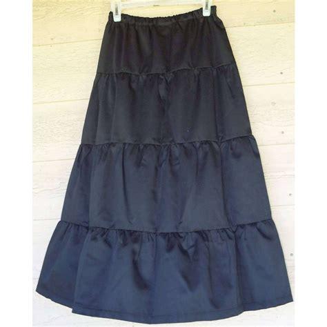 best black tiered skirt photos 2017 blue maize