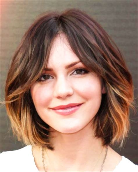 short hairstyles light brown with blond highlights 35 short hair color ideas short hairstyles 2017 2018