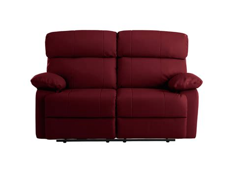 burgundy recliner chair quantity