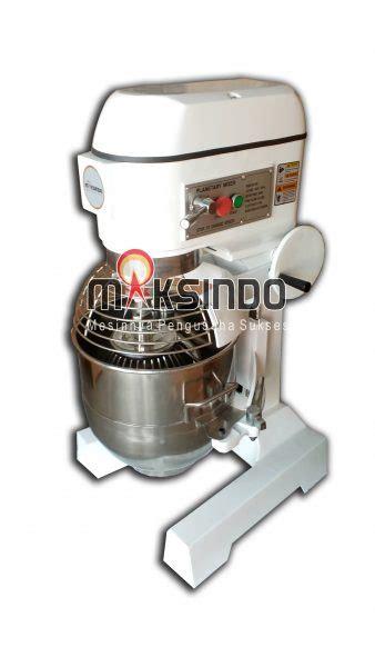 Mixer Roti Maksindo jual mesin mixer planetary 40 liter mks b40 di bandung
