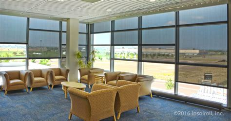 industrial window coverings commercial window shades insolroll