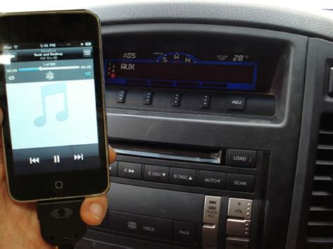 pajero ns nt outlander zg zh lancer cj ipod iphone aux charge  pin dock