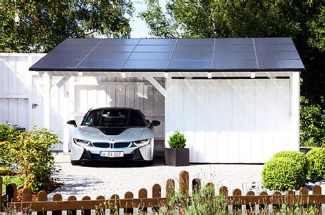 Screen Patio Cost Solar Carports Do They Make Sense Energysage