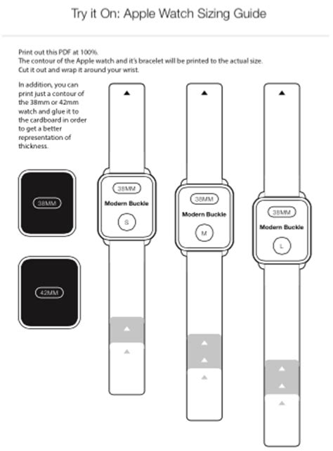 printable paper watches try on a paper apple watch liss is more