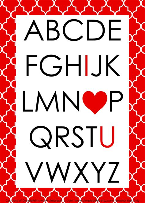 valentines sign happy s day free printable sign dimple prints
