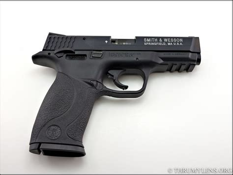 m p review of the smith wesson m p 22 pistol thrumylens