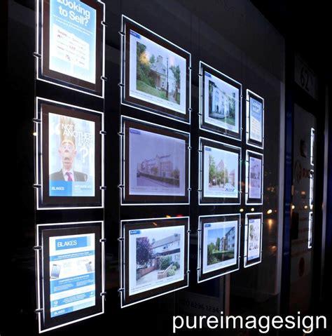 a3 3 pieces led window light pocket light panel estate