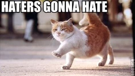 Haters Meme - image 44778 haters gonna hate know your meme