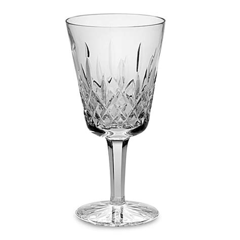 bed bath and beyond waterford waterford 174 lismore goblet bed bath beyond