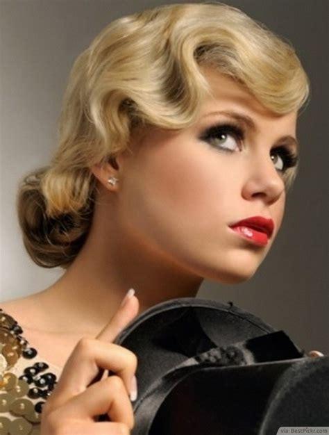 easy 1930 hair 10 trendy prom updo hairstyles for 2017 bestpickr