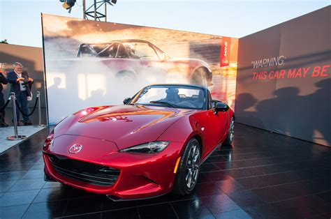 mazda new model 2016 mazda mx 5 miata revealed