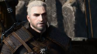 Witcher 3 geralt hairstyles