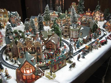 christmas villages anyone collecting buy cheap buying