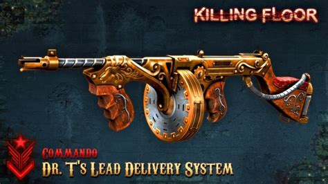 killing floor 2 weapons gallery