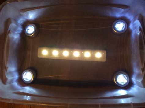 diy led light table diy light table light play explorations sturdy for