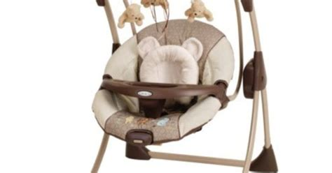 graco swing clicking noise graco silhouette swing classic pooh this swing has