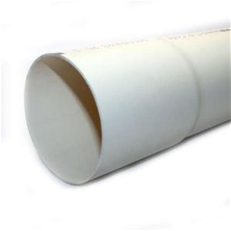 jm eagle 4 in x 10 ft pvc sewer and drain pipe 1610