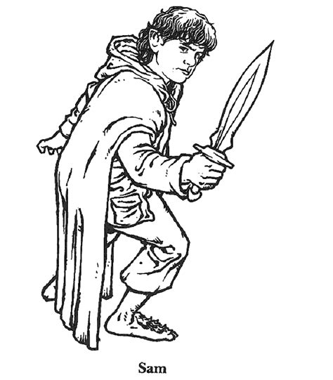 lord of the rings coloring pages coloringpagesabc com